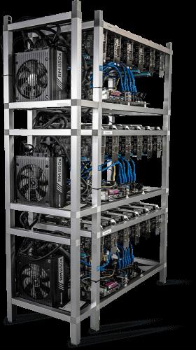 Nvidia GPU miner 4560 MH/S
